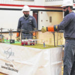 Pioneer demonstrates electrical safety tips
