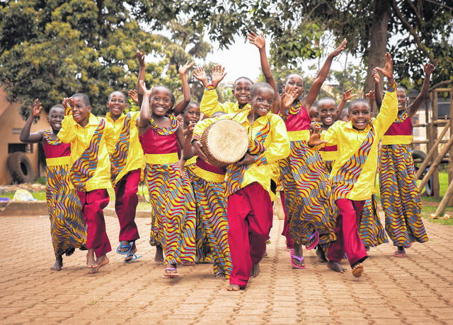 The African Children's Choir will be performing at St. Jacob Church, 101 W. Main St., Anna, on Sunday, July 14, at 10 a.m.