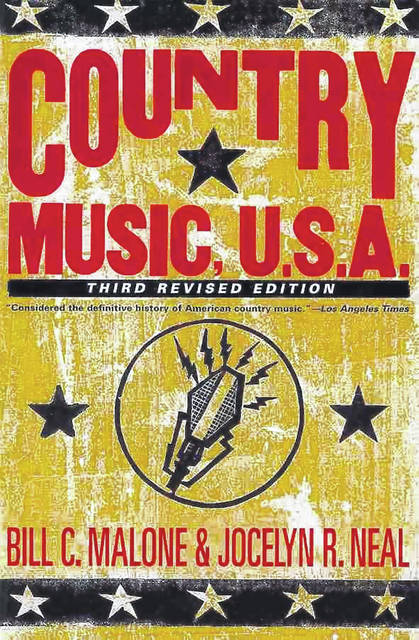 """Country Music USA"" was writren by Bill Malone."
