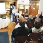 Author discusses history of railways in Shelby County