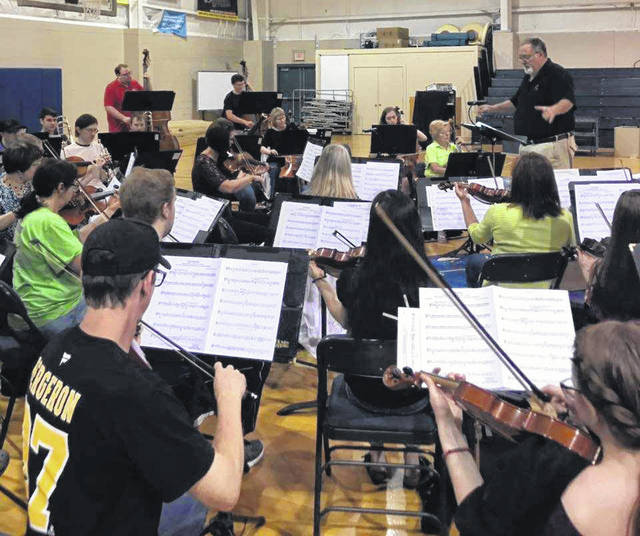The Upper Valley Community Orchestra will perform its fourth annual summer concert on Sunday, at the Christian Academy of Sidney, 2151 W. Russell Road. Established in 2016, the UVCO includes musicians from all of Shelby County and surrounding areas. Many of the musicians are local high school students from various county schools.