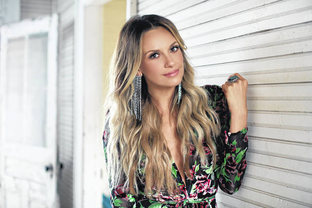 County artist Carly Pearce will help get the 2019 Country Concert rolling with a 4 p.m. performance July 11 in Fort Loramie.