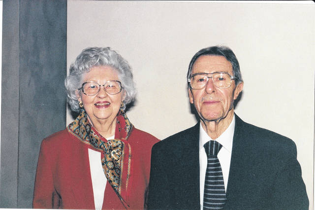 Ruth and Paul Fitzwater
