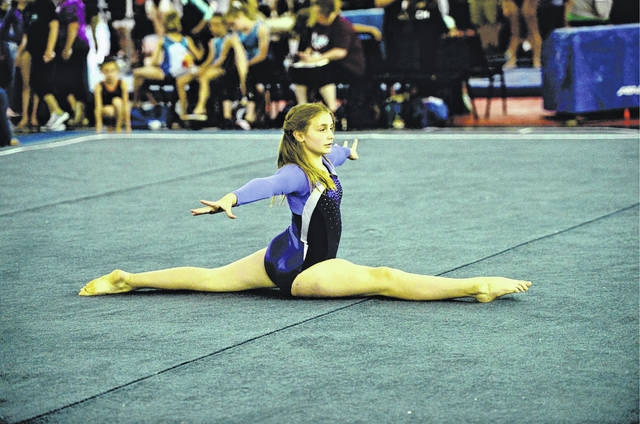 Ymca Athletes Compete At The National Level Sidney Daily News