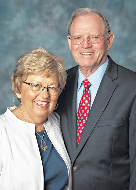 Patricia and Stanley Prenger