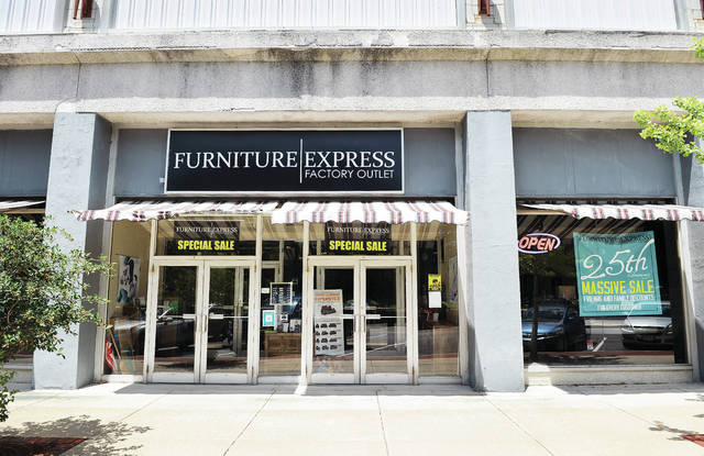 Furniture Express, located at 120 E. Poplar St., is celebrating its 25th anniversary.