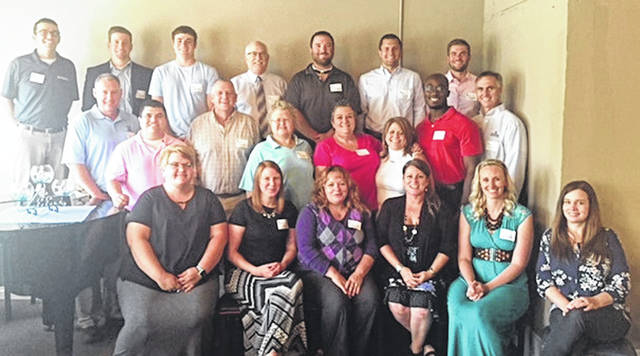 Twenty-eight individuals graduated from the Sidney-Shelby County Chamber of Commerce Leadership Program on Aug. 20.