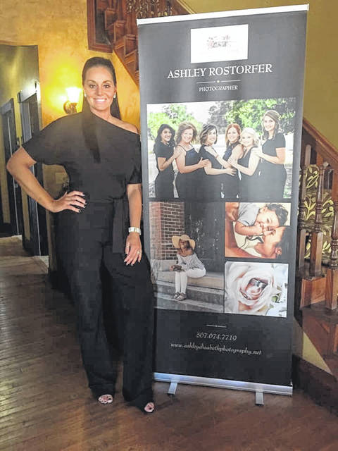 Ashley Rostorfer, of Jackson Center, is the proprietor of Ashley Elizabeth Photography. She recently celebrated the sixth anniversary of her business.