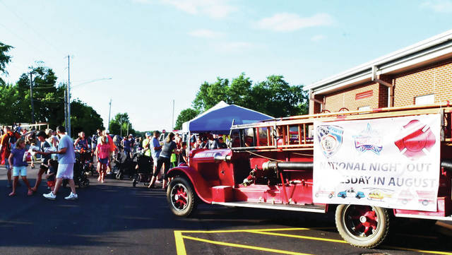 Botkin's National Night Out on Tuesday, Aug. 6.