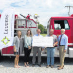 Leugers Insurance Agency helps Houston Fire Department