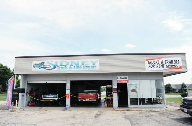 Sidney Truck & Auto Repair is located at 1999 Fair Road.