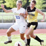 Girls soccer: Lehman rotation is smaller, but not expectations