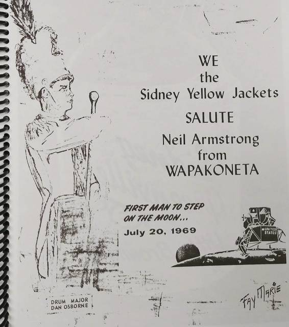 Sidney and Wapakoneta were regular high school football opponents a half century ago. They did not play when Wapak/Blume 1947 graduate Neil Armstrong was in high school as a member of the marching band.