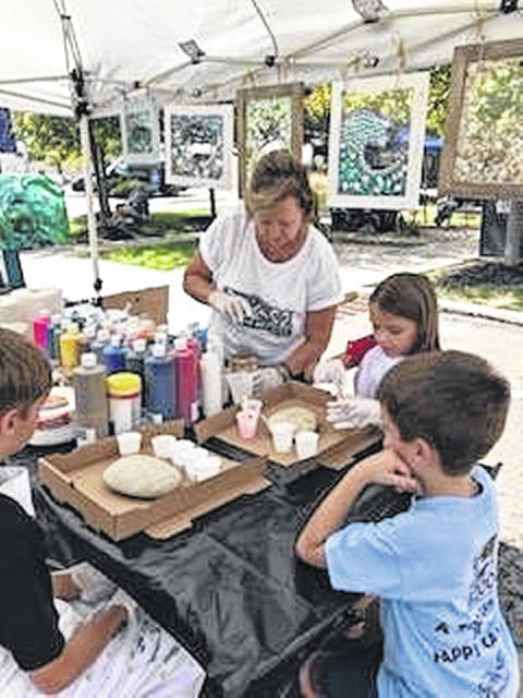 Piqua Arts and Ale Festival on Saturday, Sept. 21, from 10 a.m. to 8 p.m. All events will take place in Canal Place near Winans in Downtown Piqua.