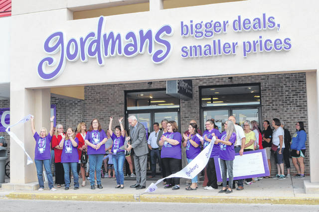 Gordmans Opens In Sidney Sidney Daily News