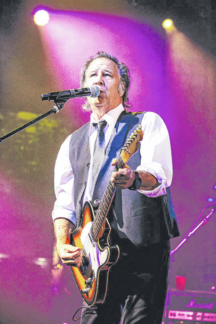 Rock artist Greg Kihn will visit Huber Heights Sept. 7 when Rick Springfield's Best in Show 2019 tour stops at Rose Music Center at The Heights.