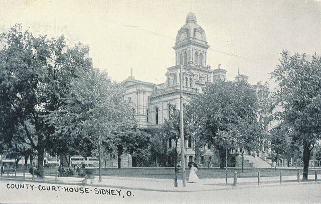 The Shelby County courthouse will be the site of bicentennial program on Thursday, Sept. 12, at 7 p.m. in the Common Pleas Courtroom.