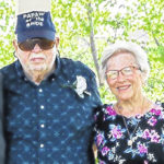 Umsteads celebrate 60 years of marriage