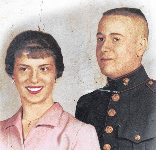 Mr. and Mrs. Umstead, 1959