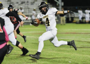 Football: E.J. Davis powers Sidney in 49-25 win over West Carrollton