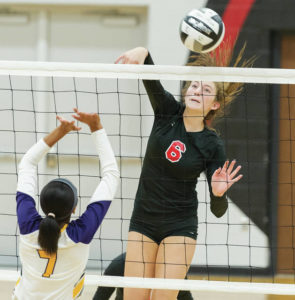 Volleyball: Fort Loramie's McKenzie Hoelscher named SCAL player of the year