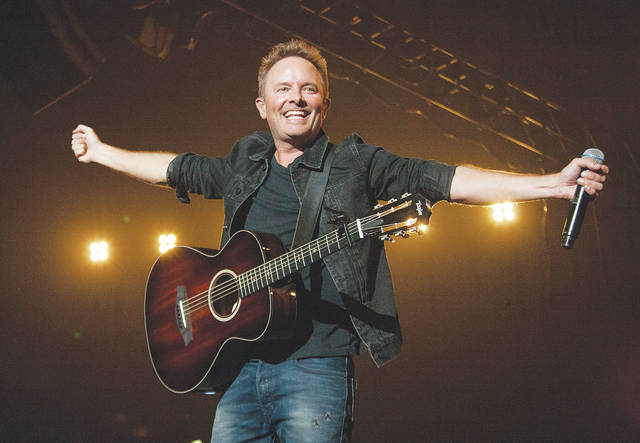 Contemporary Christian artist Chris Tomlin returns to Troy Nov. 2 for An Evening of Worship with Chris Tomlin at 7:30 p.m.