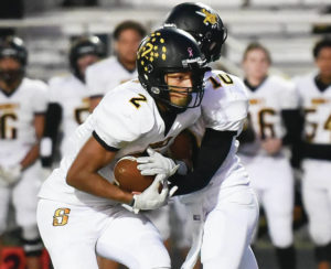 Football: Change helps Sidney have big offensive night