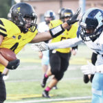Football: Late touchdown lifts Sidney over Fairborn 24-17