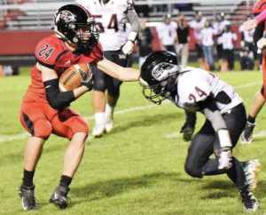 Football roundup: Fort Loramie dominates in another CCC victory