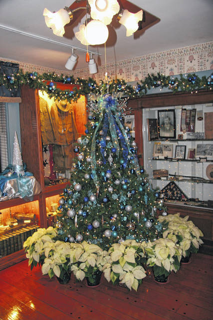 The Fort Loramie Historical Association will host the 46th annual Williamsburg Christmas Dinners on Dec. 5, 6, 7 and 8.