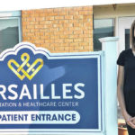 Barga joins Versailles Rehabilitation and Healthcare Center
