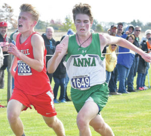 District cross country: Anna boys win D-III district title