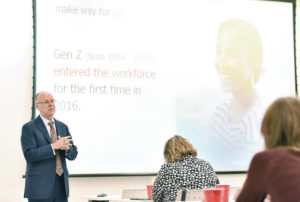 Seminar helps businesses prepare for changes