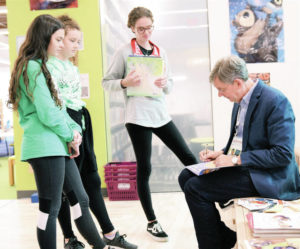 Book signing held