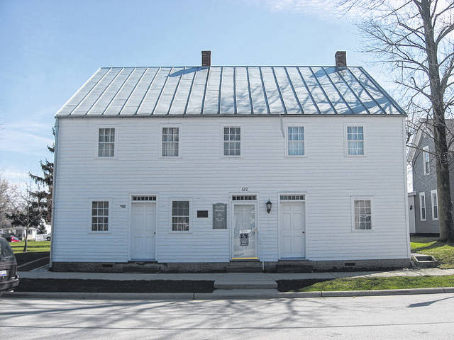 New Bremen Historic Association's Luelleman House