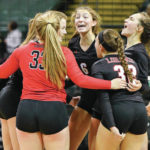 State volleyball: Fort Loramie, New Bremen win to set up D-IV state final