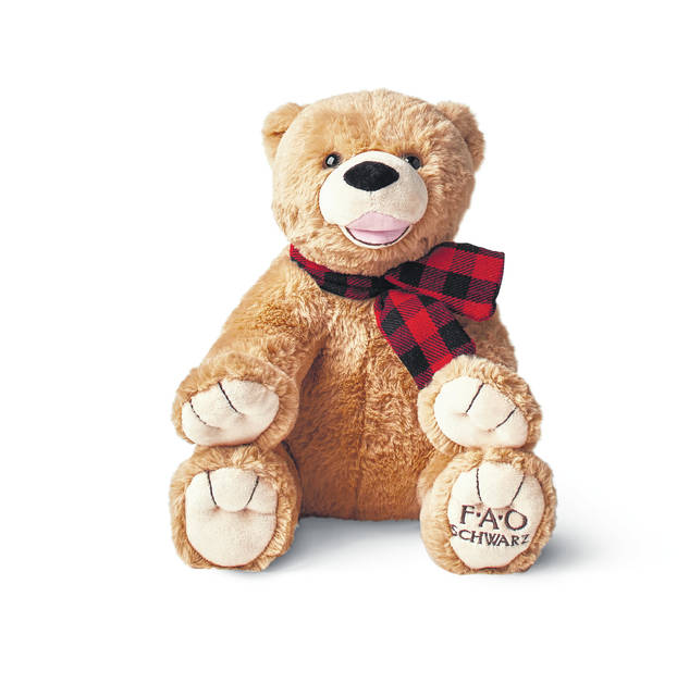 Through New Year's Eve, customers at Gordmans can purchase BEARS that CARE for less than $10. Gordmans will donate $2 of each bear sale to St. Jude.