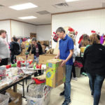 Anna FFA serves FISH Thrift Shop