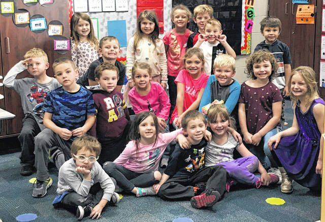 Beth Butler's kindergarten class at Fairlawn Local Schools talked about Thanksgiving, what they're most thankful for, their plans for the holiday and their favorite Thanksgiving foods.