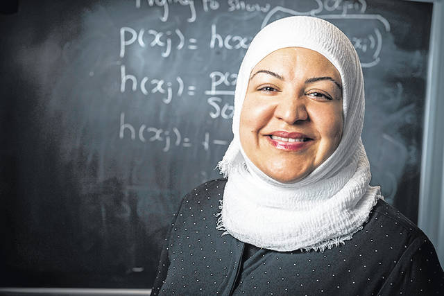Julan Al-Yassin, instructor and director of the actuarial science program, joined the College of Mathematics and Science in August.