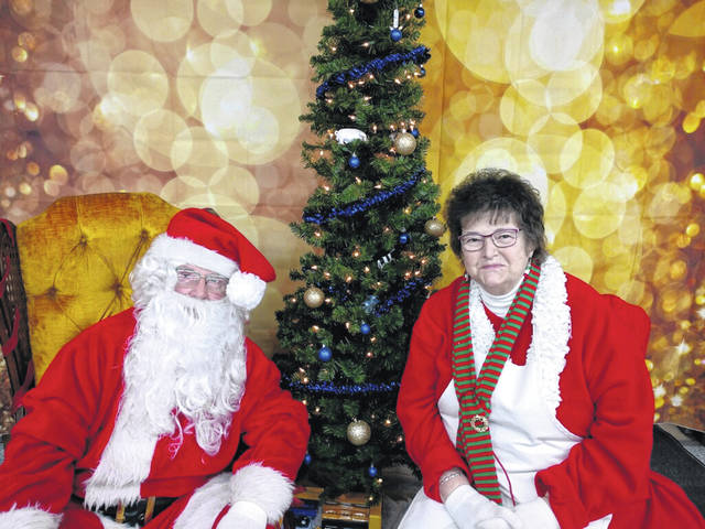 Santa Claus will visit Apple Farm Service's Botkins location from 9 a.m. until noon Dec. 7. Santa also will visit Apple Farm Service's Covington, Mechanicsburg and West College Corner locations.
