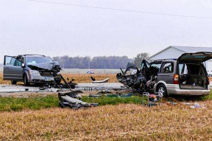 Kimberly Fugett lost her life in a crash on state Route 121 near Versailles on Monday morning.