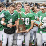 State football: Anna crushes New Middletown Springfield 48-14 for D-VI state title