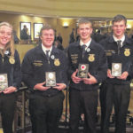 Botkins FFA experiences success at the national level