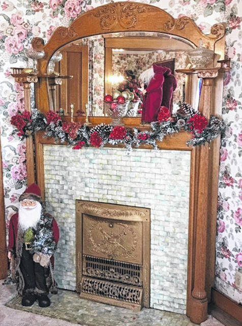 Minster Historical Society's Christmas Tour of Homes will be held Sunday, Dec. 8, from 4:30 too 7:30 p.m.