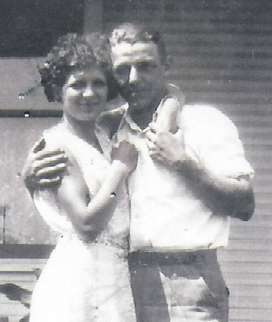 Gertrude and Roy Roeth