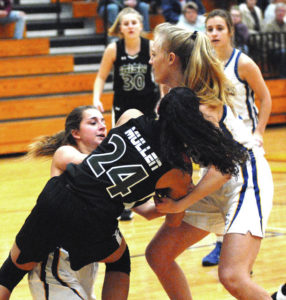 Girls basketball: Lehman Catholic guts out win over Catholic Central