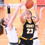 Girls basketball: Sidney optimistic for future despite sectional loss to Butler