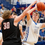 Boys basketball: Lehman Catholic can't get going in sectional loss to Mississinawa Valley