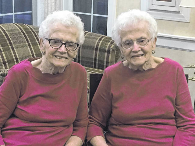 Dolores and Doris Bruggeman